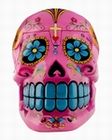4 x CANDY SKULLS BOX PINK