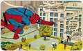 FR�HST�CKSBRETTCHEN - SPIDERMAN IN TIME COMIC MARVEL