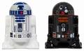 STAR WARS - SALZ & PFEFFER STREUER - R2-D2 & R2-Q5 - Coolstuff - Küche