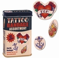 TATTOO PFLASTER SET - Coolstuff - Pflaster