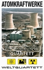 QUARTETT - ATOMKRAFTWERKE - Coolstuff - Spielkarten - Quartett