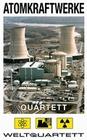 QUARTETT - ATOMKRAFTWERKE - Coolstuff - Spielkarten - Quartett