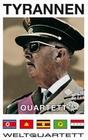 QUARTETT - TYRANNEN - Coolstuff - Spielkarten - Quartett