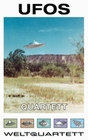 QUARTETT - UFO - Coolstuff - Spielkarten - Quartett