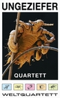 QUARTETT - UNGEZIEFER - Coolstuff - Spielkarten - Quartett