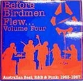 1 x VARIOUS ARTISTS - BEFORE BIRDMEN FLEW VOL. 4