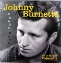 1 x JOHNNY BURNETTE - CRAZY DATE: ROCK AND ROLL DEMOS VOL. 1
