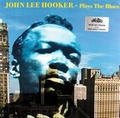 3 x JOHN LEE HOOKER - PLAYS THE BLUES