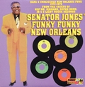 2 x SENATOR JONES - FUNKY FUNKY NEW ORLEANS