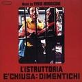 ENNIO MORRICONE - L'ISTRUTTORIA E'CHIUSA: DIMENTICHI - Records - LP - Soundtracks