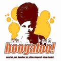 1 x VARIOUS ARTISTS - LET'S BOOGALOO VOL. 3
