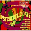 3 x VARIOUS ARTISTS - PSYCHEDELIC DAYS VOL. 1