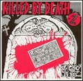 2 x VARIOUS ARTISTS - KILLED BY DEATH VOL. 2
