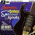 1 x VARIOUS ARTISTS - VAMPIRES COWBOYS SPACEMEN AND SPOOKS