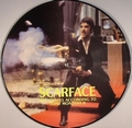 SCARFACE - THE GOSPEL ACCORDING TO TONY MONTANA II - Records - Picture Disc - Soundtracks