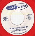 1 x FREDDIE CARPENTER - MONEY, MONEY, MONEY
