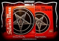 1 x ANTON SZANDOR LAVEY - THE SATANIC MASS