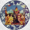 ROLLING STONES - THEIR SATANIC MAJESTIES REQUEST - Records - Picture Disc - Rock