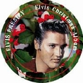 ELVIS PRESLEY - ELVIS CHRISTMAS ALBUM - Records - Picture Disc - Christmas