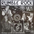 1 x VARIOUS ARTISTS - RUMBLE ROCK VOL. 1