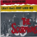 SCORPIONS - HELLO JOSEPHINE - Records - 7 inch (Single) - Transworld Beat Punk
