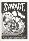 SAVAGE - ISSUE NUMBER 3