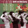 5.6.7.8'S - ROCK AND ROLL SANTA - Records - 7 inch (Single) - Christmas