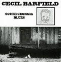 2 x CECIL BARFIELD - SOUTH GEORGIA BLUES