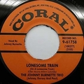 2 x JOHNNY BURNETTE TRIO - LONESOME TRAIN