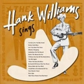 HANK WILLIAMS - SINGS - Records - LP - Country
