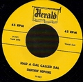 1 x LIGHTNIN' HOPKINS - HAD A GAL CALLED SAL