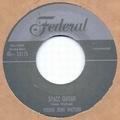1 x YOUNG JOHN WATSON - SPACE GUITAR