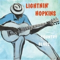 1 x LIGHTNIN' HOPKINS - COUNTRY BLUES