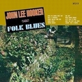 2 x JOHN LEE HOOKER - FOLK BLUES
