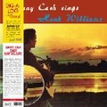 1 x JOHNNY CASH - SINGS HANK WILLIAMS AND OTHER FAVORITE TUNES