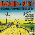 1 x VARIOUS ARTISTS - HARMONICA BLUES