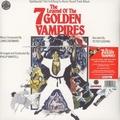 1 x JAMES BERNARD - THE LEGEND OF THE 7 GOLDEN VAMPIRES