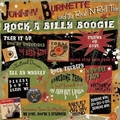 JOHNNY BURNETTE AND THE ROCK'N'ROLL TRIO - ROCK-A-BILLY BOOGIE