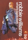 ROBBIE WILLIAMS - WHERE EGOS DARE - DVD - Musik