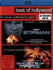 STARMAN/GHOSTS OF MARS - BEST OF HOLL... [2 BRS] - BLU-RAY - Science Fiction