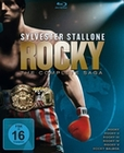 ROCKY 1-6 - THE COMPLETE SAGA [7 BRS] - BLU-RAY - Action