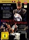 ERNST KRENEK - KARL V./KEHRAUS UM ... [2 DVDS] - DVD - Musik