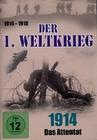 DER 1. WELTKRIEG - 1914: DAS ATTENTAT - DVD - Geschichte