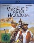 VIER FÄUSTE FÜR EIN HALLELUJA - BLU-RAY - Komödie