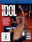 BILLY IDOL - IN SUPER OVERDRIVE/LIVE - BLU-RAY - Musik