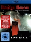 MARILYN MANSON - GUNS, GOD AND GOVERMENT/LIVE... - BLU-RAY - Musik