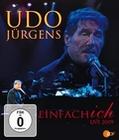 UDO JÜRGENS - EINFACH ICH/LIVE 2009 - BLU-RAY - Musik