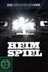 DIE FANTASTISCHEN VIER - HEIMSPIEL - DVD - Musik