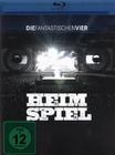 DIE FANTASTISCHEN VIER - HEIMSPIEL - BLU-RAY - Musik