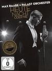 MAX RAABE - HEUTE NACHT ODER NIE [2 DVDS] (+CD) - DVD - Musik